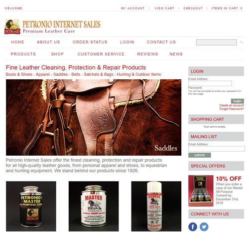 Petronio Online Sales