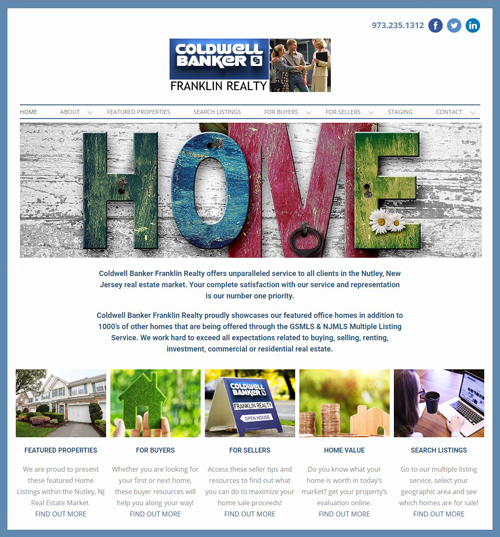 Coldwell Banker Franklin Realty
