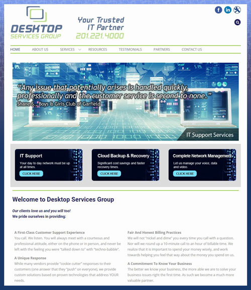 Desktop Services Group
